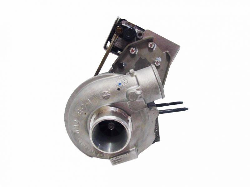 Turbo Turbina Garrett GTB1752VK - Motores 2.2 - 1800rpm