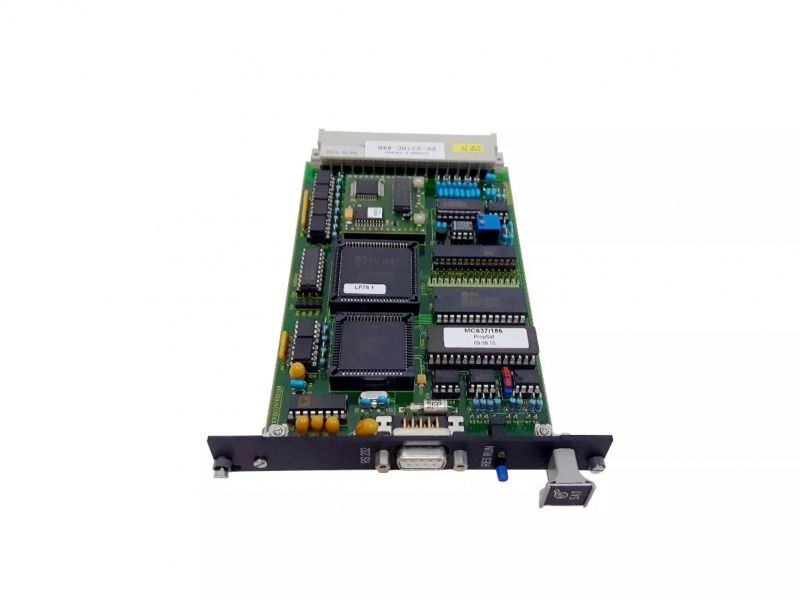 Micro Controlador Plasser & Theurer Ek-637mc-00b/186