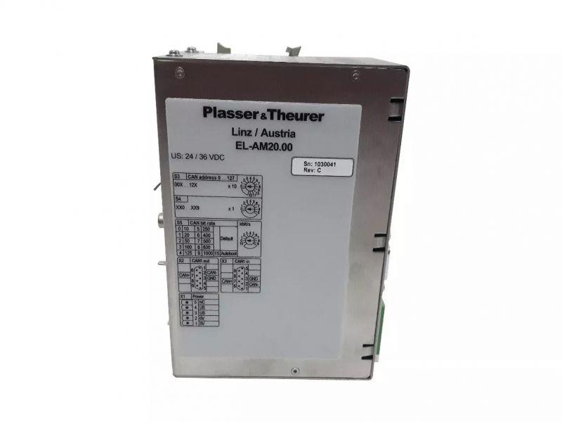 Módulo Node Digital Plasser & Theurer El-am20.00
