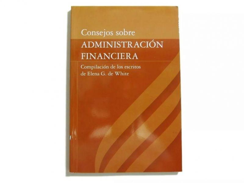 Livro Em Espanhol - Consejos Sobre Administración Financiera