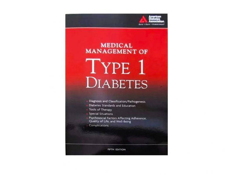 Medical Management Of Type 1 Diabetes - Livro Em Inglês