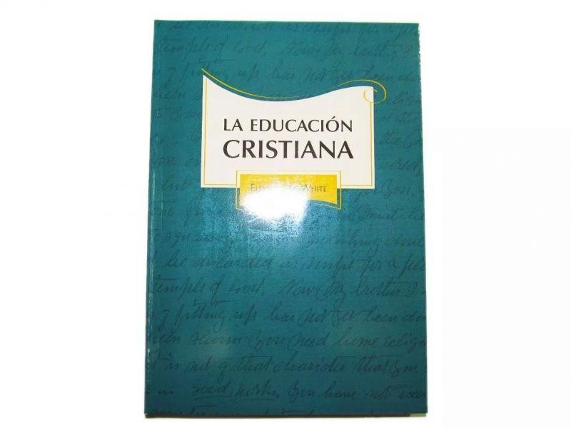 Livro Em Espanhol - La Educación Cristiana