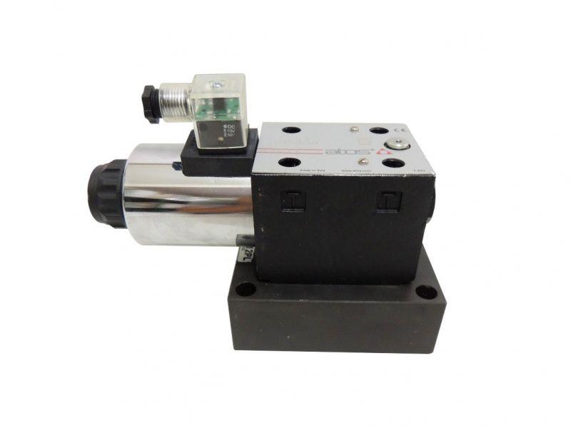 Válvula Eletro Hidráulica Atos Dke-1631/2 Dc10