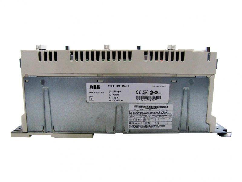 Controlador Lógico Programável Abb Acsm1-04as-02a5-4