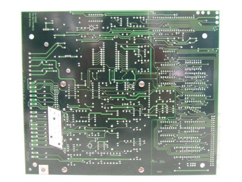 Placa Processadora Cpu Pcb Metramatic Hi-speed P2-80-101