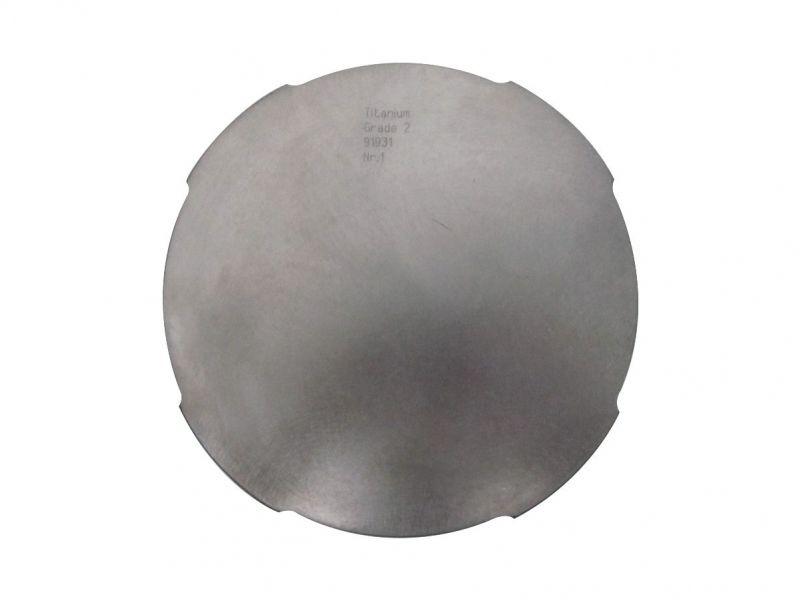 Kit Alvos / Discos De Titânio Titanium Grade 2 91931